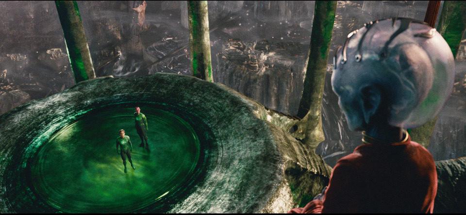 Green Lantern (Linterna Verde), fotograma 36 de 75
