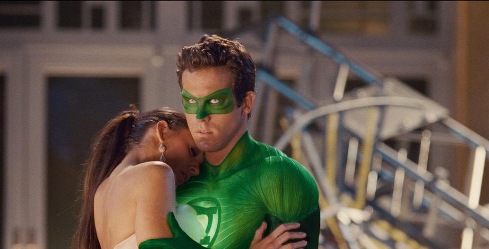 Green Lantern (Linterna Verde), fotograma 38 de 75