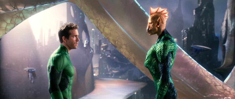 Green Lantern (Linterna Verde), fotograma 43 de 75