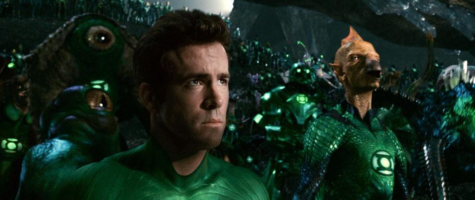 Green Lantern (Linterna Verde), fotograma 44 de 75