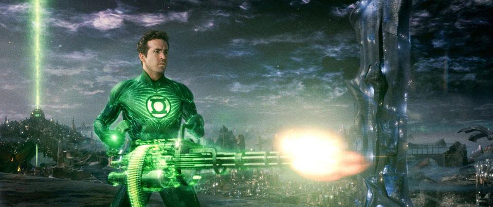 Green Lantern (Linterna Verde), fotograma 45 de 75