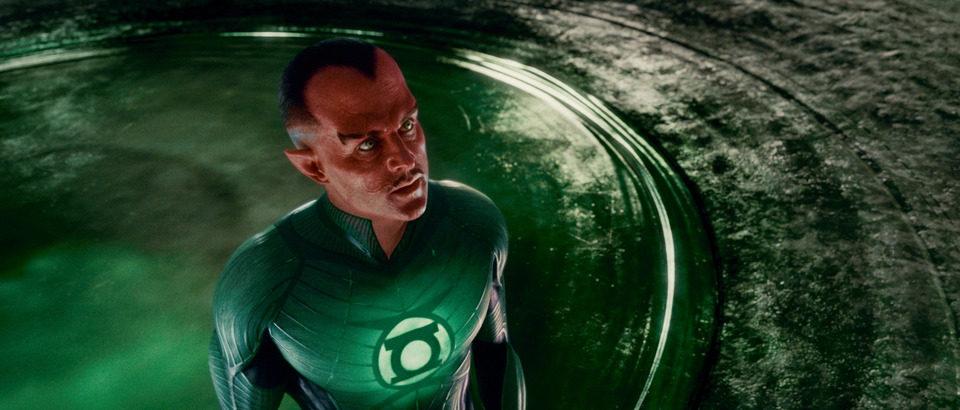 Green Lantern (Linterna Verde), fotograma 46 de 75