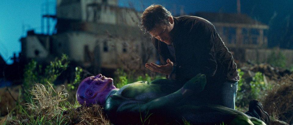 Green Lantern (Linterna Verde), fotograma 50 de 75