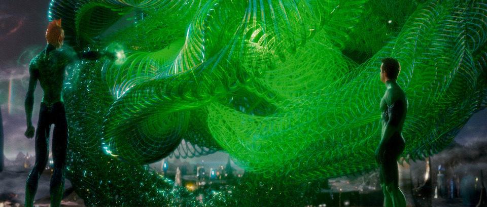 Green Lantern (Linterna Verde), fotograma 54 de 75