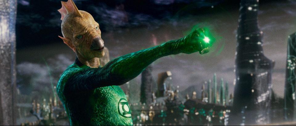 Green Lantern (Linterna Verde), fotograma 55 de 75