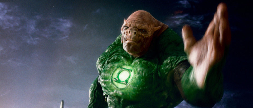 Green Lantern (Linterna Verde), fotograma 57 de 75