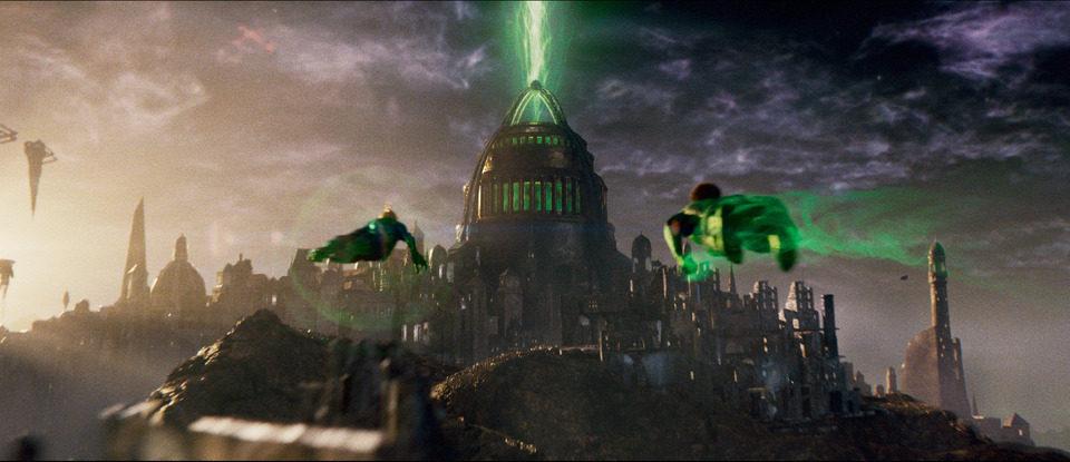 Green Lantern (Linterna Verde), fotograma 63 de 75