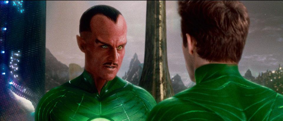Green Lantern (Linterna Verde), fotograma 65 de 75