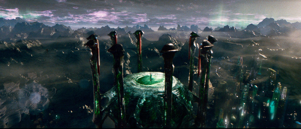 Green Lantern (Linterna Verde), fotograma 66 de 75