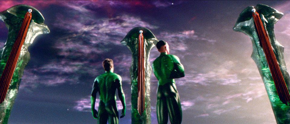 Green Lantern (Linterna Verde), fotograma 70 de 75