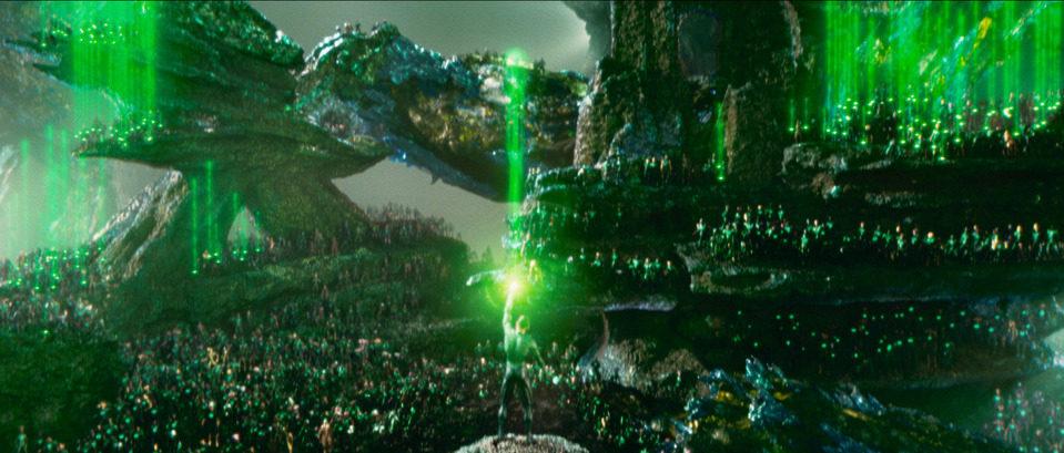 Green Lantern (Linterna Verde), fotograma 72 de 75