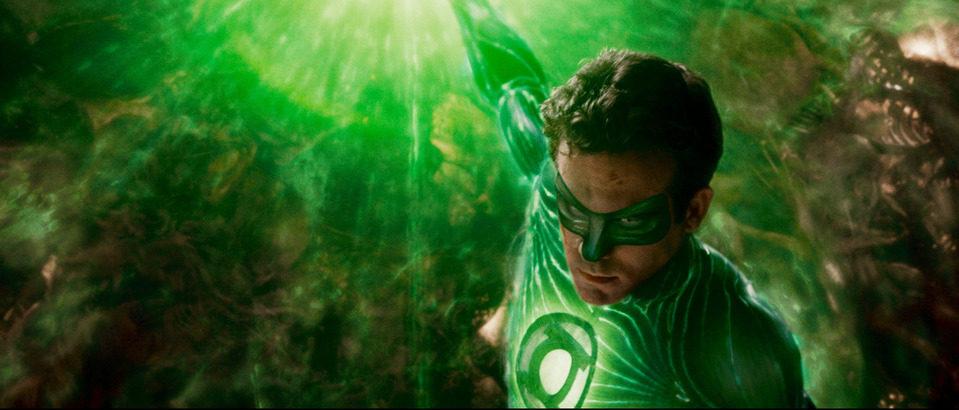 Green Lantern (Linterna Verde), fotograma 74 de 75