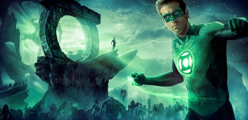 Green Lantern (Linterna Verde), fotograma 75 de 75