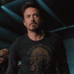 Robert Downey Jr. es Iron Man
