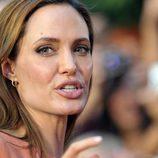 Angelina Jolie en el Festival de Sarajevo
