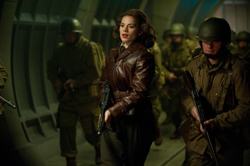 Capitán América: El primer vengador, fotograma 41 de 43