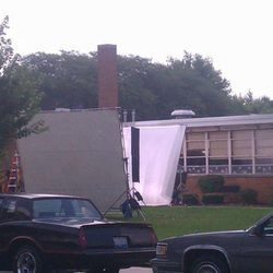 Set de Illionis de 'Superman: Man of steel'