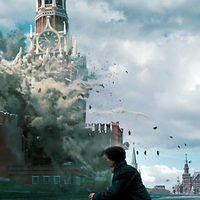 Explosión en 'Misión Imposible: Protocolo fantasma'