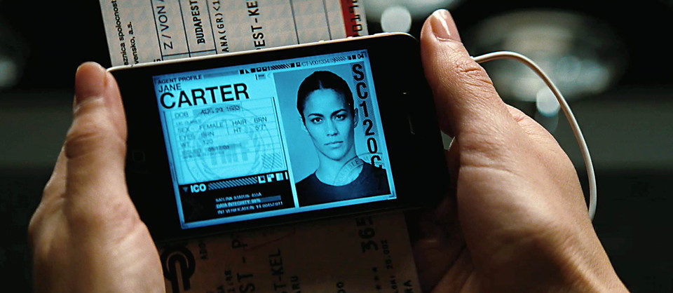 La agente Jane Carter es objeto de investigación