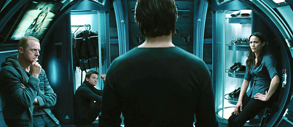El equipo de espías de 'Misión Imposible: Protocolo fantasma'