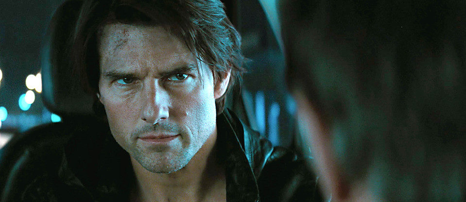 Tom Cruise en 'Misión Imposible: Protocolo fantasma'