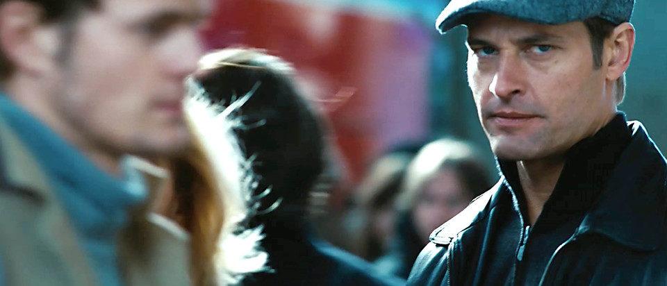 Josh Holloway en 'Misión Imposible: Protocolo fantasma'