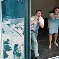 Jeremy Renner y Paula Patton se preocupan por Tom Cruise