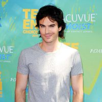Ian Somerhalder en el photocall de los Teen Choice Awards 2011