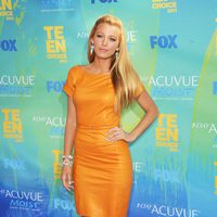 Blake Lively en la alfombra de los Teen Choice Awards 2011