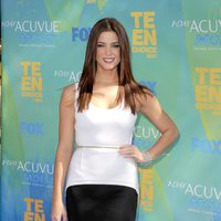 Ashley Greene en la alfombra azul de los Teen Choice Awards 2011