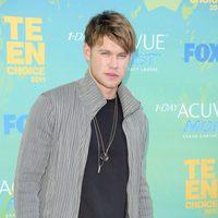 Chord Overstreet en el photocall de los Teen Choice Awards 2011