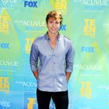 Benjamin Stone en el photocall de los Teen Choice Awards 2011