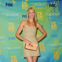 Cameron Diaz en el photocall de los Teen Choice Awards 2011