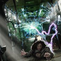 Ataque en un autobús en 'The darkest hour'