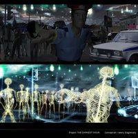Visión de los aliens de 'The darkest hour'