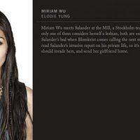 Elodie Yung en 'Los hombres que no amaban a las mujeres'