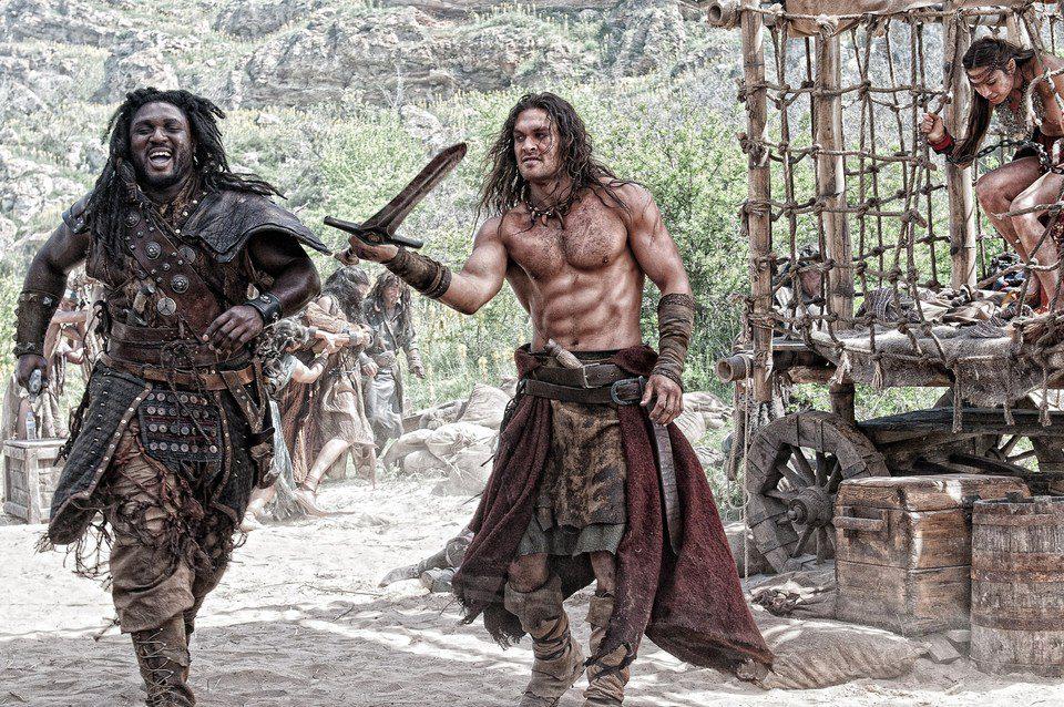 Conan el Bárbaro, fotograma 9 de 23