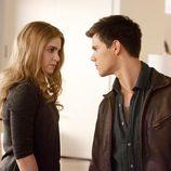 Nikki Reed se enfrenta a Taylor Lautner en 'Amanecer: Parte 1'