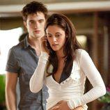 Kristen Stewart llama preocupada en 'Amanecer: Parte 1'