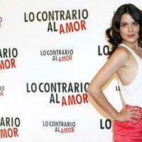 Adriana Ugarte, radiante en el photocall