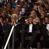 George Clooney en la gala de apertura del Festival de Venecia