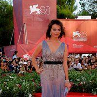 Violante Placido en el Festival de Venecia 2011