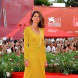 Marisa Tomei en el festival de Venecia
