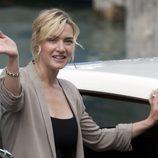 Kate Winslet desembarca en el Festival de Venecia con 'Un dios salvaje'