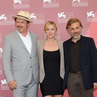 John C. Reilly, Kate Winslet y Christoph Waltz protagonizan 'Un dios salvaje'