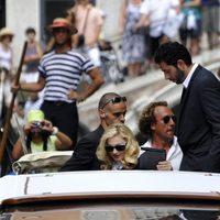 Madonna desembarca en el Festival de Venecia