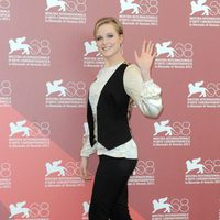 Evan Rachel Wood presenta 'Mildred Pierce' en el Festival de Venecia