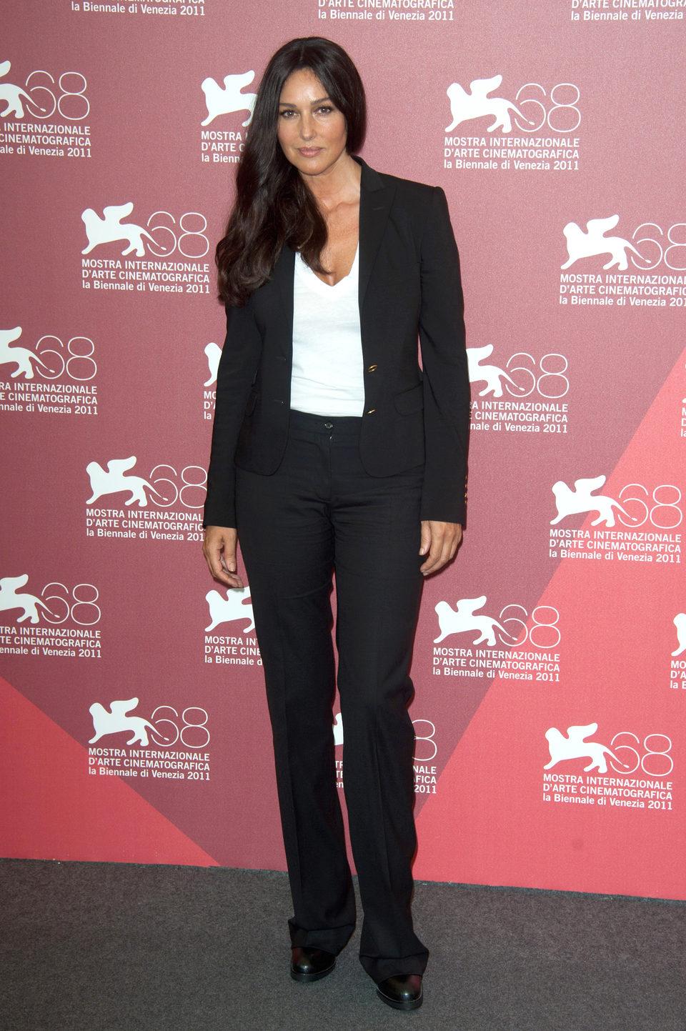 Monica Bellucci presenta 'Un Ete Brulant' en el Festival de Venecia