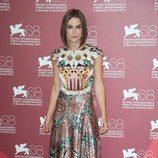 Keira Knightley presenta 'Un método peligroso' en el Festival de Venecia