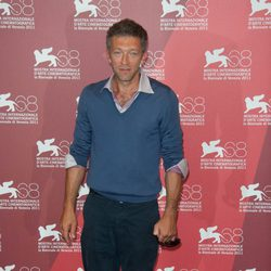 Vincent Cassel presenta 'Un método peligroso' en el Festival de Venecia